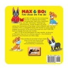 Max & Bo: Two Dogs On The Go Cover Image