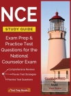 NCE Study Guide: Exam Prep & Practice Test Questions for the National Counselor Exam Cover Image