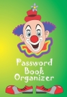 Password Book Organizer: Log Book Notebook for Children and teens/Alphabetical Password logbook/Gift for Boys and Girls of all ages to record u Cover Image