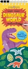 Wipe Clean Activities: Dinosaur World: With Dino-mite stickers! (Wipe Clean Activity Books) Cover Image
