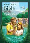 Know Your Bible for Kids: Where Is That?: My First Bible Reference for Ages 5-8 Cover Image