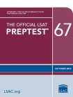 The Official LSAT Preptest 67: (oct. 2012 Lsat) Cover Image
