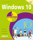 Windows 10 in Easy Steps: Covers the April 2018 Update Cover Image