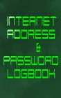 Internet Password Keeper: Password Logbook With Tabs Spiral 110 Pages Matte Cover Design Size 5 X 8 Inch Gift - Keeper # Security Fast Prints. Cover Image