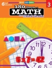 180 Days of Math for Third Grade (Grade 3): Practice, Assess, Diagnose [With CDROM] Cover Image