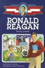 Ronald Reagan: Young Leader (Childhood of Famous Americans) Cover Image