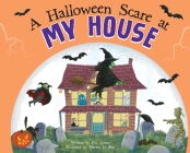 A Halloween Scare at My House Cover Image