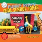 Punny Peeps' Cool School Jokes Cover Image