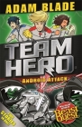 Team Hero: Android Attack: Special Bumper Book 3 Cover Image