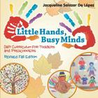 Little Hands, Busy Minds Revised Fall Edition Cover Image