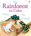 Rainforest to Color Cover Image