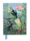 Kew Gardens' Marianne North: Honeyflowers and Honeysuckers (Foiled Journal) (Flame Tree Notebooks) Cover Image