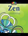 Zen: 30 Calming Mandala Designs Cover Image
