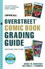 Official Overstreet Comic Book Grading Guide Cover Image