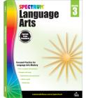 Spectrum Language Arts, Grade 3 Cover Image