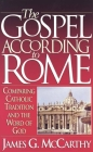 The Gospel According to Rome Cover Image