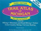 Trail Atlas of Michigan: Third Edition Cover Image