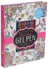 Kaleidoscope: Fabulous Gel Pen Coloring Kit Cover Image