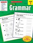 Scholastic Success With Grammar: Grade 1 Workbook Cover Image