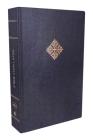 NKJV, Deluxe Reader's Bible, Cloth Over Board, Blue Cover Image