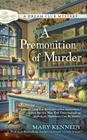 A Premonition of Murder (Dream Club Mystery #3) Cover Image