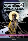 El Evangelio de Marcos: Verso a Verso Biblia-Comic: Traduccion NVI Cover Image