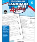 Common Core Language Arts 4 Today, Grade 4 (Common Core 4 Today) Cover Image