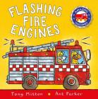 Flashing Fire Engines Cover Image