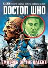 Doctor Who Emperor of the Daleks Graphic Novel Cover Image