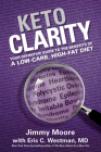 Keto Clarity: Your Definitive Guide to the Benefits of a Low-Carb, High-Fat Diet Cover Image