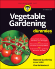 Vegetable Gardening for Dummies Cover Image