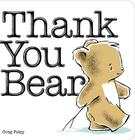 Thank You Bear Board Book Cover Image
