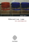 Education Law: Text, Cases and Materials Cover Image