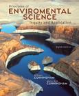 Principles of Environmental Science Cover Image