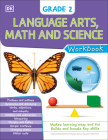DK Workbooks: Language Arts Math and Science Grade 2 Cover Image