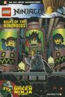 Night of the Nindroids Cover Image