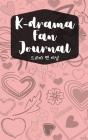 K-drama Fan Journal Cover Image