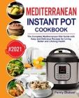 Mediterranean Instant Pot Cookbook Cover Image