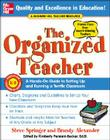The Organized Teacher: A Hands-On Guide to Setting Up and Running a Terrific Classroom Cover Image