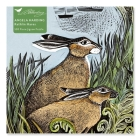 Adult Jigsaw Puzzle Angela Harding: Rathlin Hares (500 pieces): 500-piece Jigsaw Puzzles Cover Image
