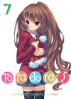 Toradora! (Light Novel) Vol. 7 Cover Image