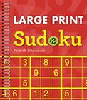 Large Print Sudoku #2 Cover Image