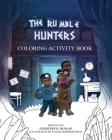 The Rumble Hunters Coloring Activity Book Cover Image