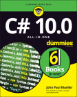 C# 10.0 All-In-One for Dummies Cover Image