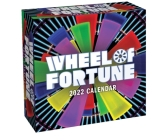Wheel of Fortune 2022 Day-to-Day Calendar Cover Image
