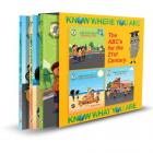 Know Where You Are Set 2: Books 4,5,6 Cover Image