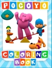 POCOYO Coloring Book: Great 48 Illustrations for Kids (2020) Cover Image
