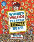 Where's Waldo? The Great Picture Hunt! Cover Image