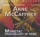 Moreta: Dragonlady of Pern (Dragonriders of Pern (Audio) #7) Cover Image