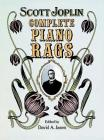 Complete Piano Rags (Dover Music for Piano) Cover Image